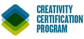 creativity_certification_program_logo