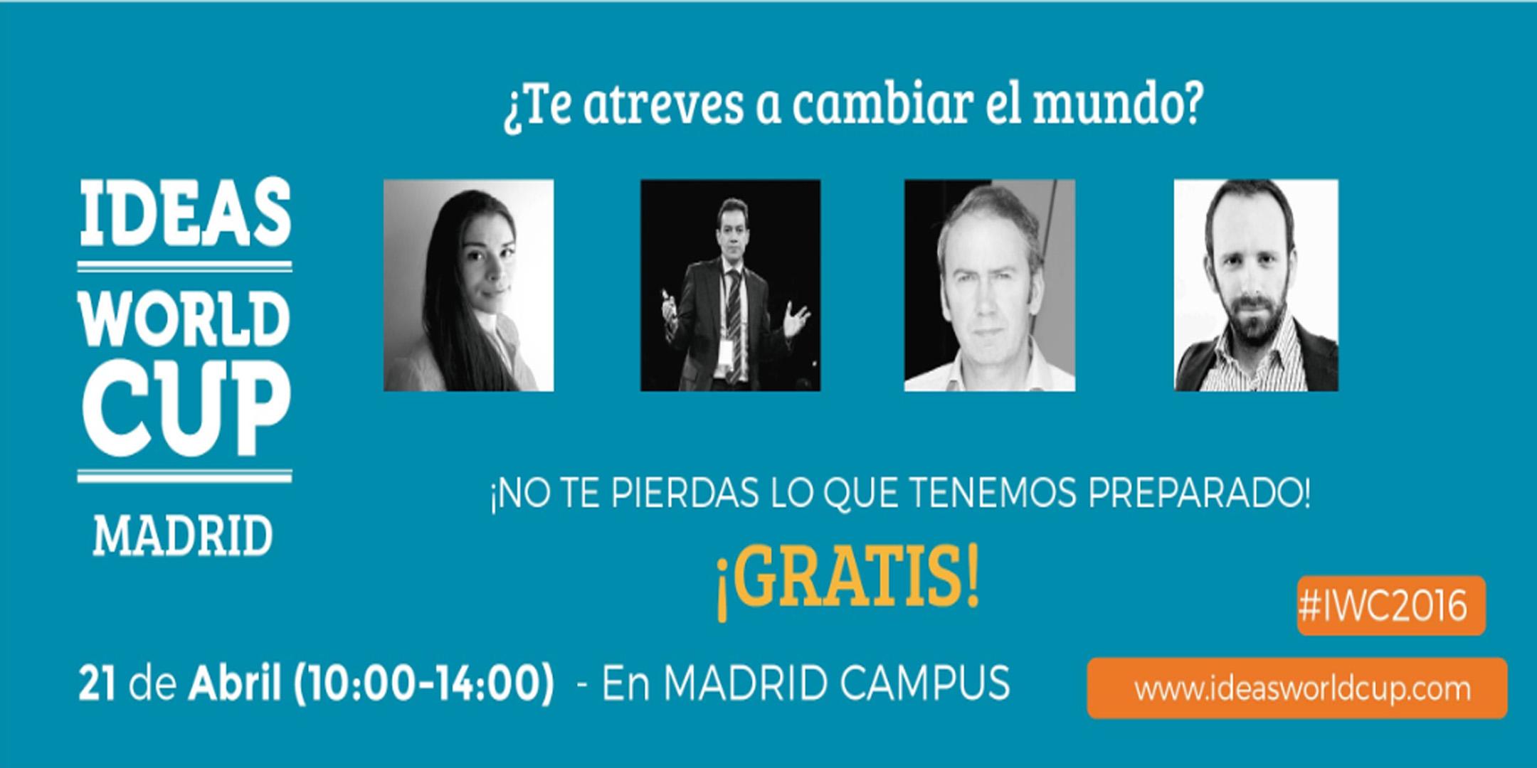 AGENDA MADRID evenbrite